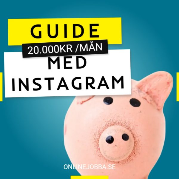 Tjäna pengar med dropshipping instagram shopify